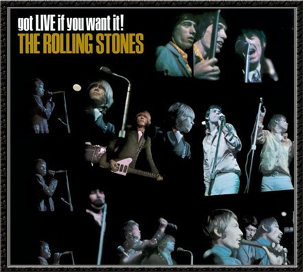 Got Live if you want it!  rolling stones, GRRR!, Doom And Doom, universal music, the rolling stones, 50 aniversario, cincuenta, stones, grrr, comprar, discos, albums, Mick Jagger, Keith Richards, Charlie Watts, Ronnie Wood