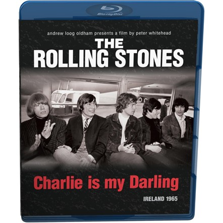 Charlie Is My Darling (BLURAY)  rolling stones, GRRR!, Doom And Doom, universal music, the rolling stones, 50 aniversario, cincuenta, stones, grrr, comprar, discos, albums, Mick Jagger, Keith Richards, Charlie Watts, Ronnie Wood
